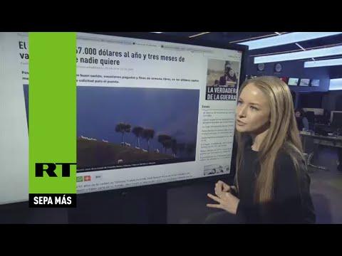 Lo más viral de la Red: Revelada la verdadera razón de la guerra en Siria