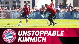 Joshua Kimmich is unstoppable!