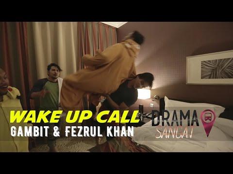 #WakeUpCall   TAPAW serik nak kejutkan Gambit & Fezrul Khan?