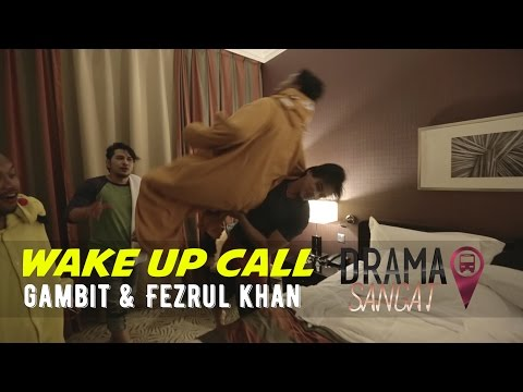 #WakeUpCall | TAPAW serik nak kejutkan Gambit & Fezrul Khan?