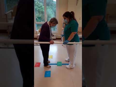Rehabilitación geriátrica en nuestro centro residencial
