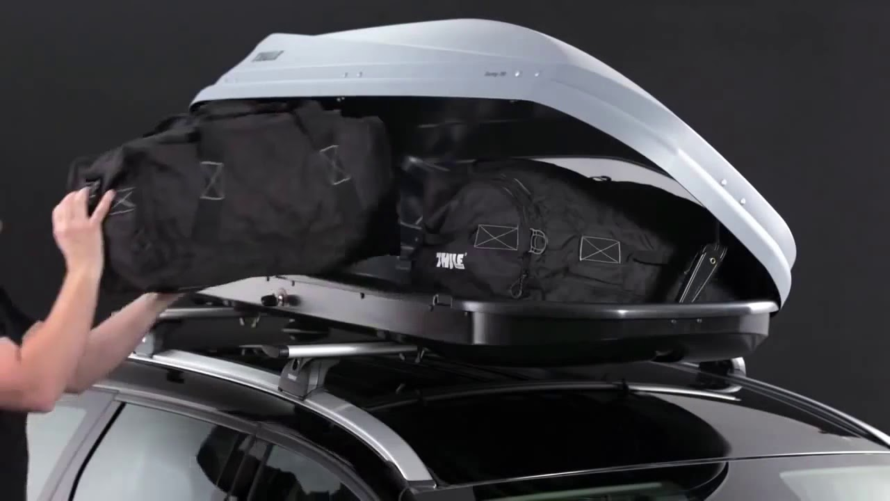 thule touring 700 test