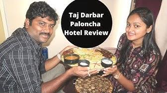 Taj Darbar Paloncha Hotel Review    Best Mandi Hotel    KITCHEN PARADISE
