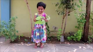 Magic Tricks for Kids with Small Leaves