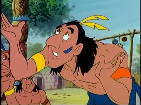 Pocahontas ❣ Animated Children's Classics