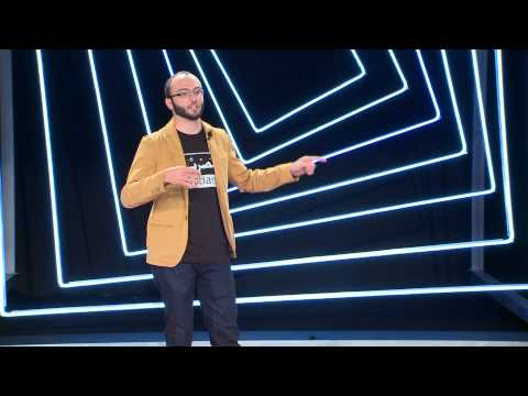 Picturing a Dream ! | Ahmed Hayman | TEDxCairo