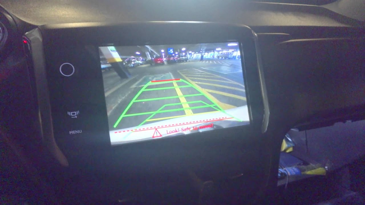 Peugeot 208 Video Interface Unlock Reverse Camera Youtube