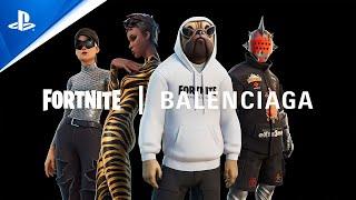 Fortnite x Balenciaga | PS5, PS4
