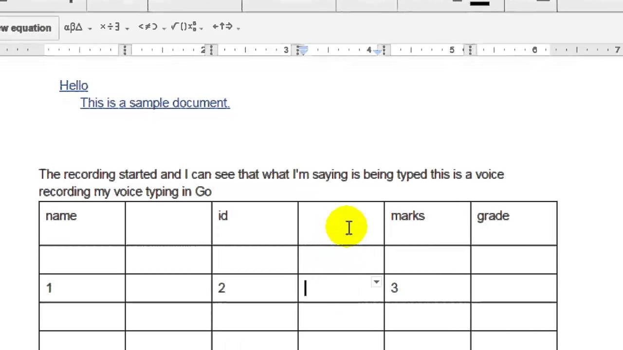 How To Delete A Column In Table In Google Docs YouTube - Google docs columns
