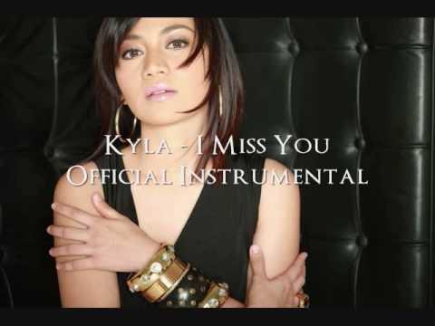Kyla I Miss You Official Instrumental