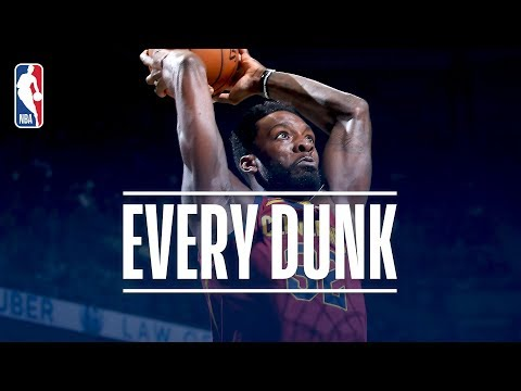 Eric Bledso, LeBron James, Jeff Green and Every Dunk From Tuesday Night | Dec. 19, 2017