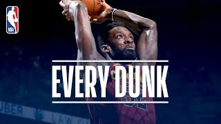 Eric Bledsoe, LeBron James, Jeff Green and Every Dunk From Tuesday Night | Dec. 19, 2017