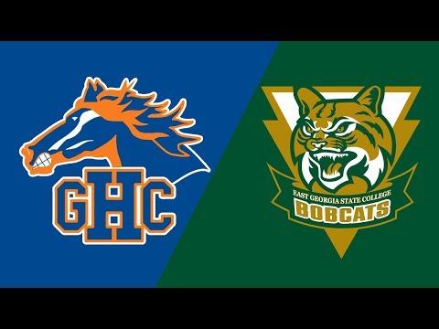 GHC v East Georgia State (Men's Basketball)