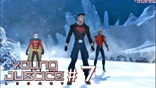 Young Justice Legacy [PC] walkthrough part 7
