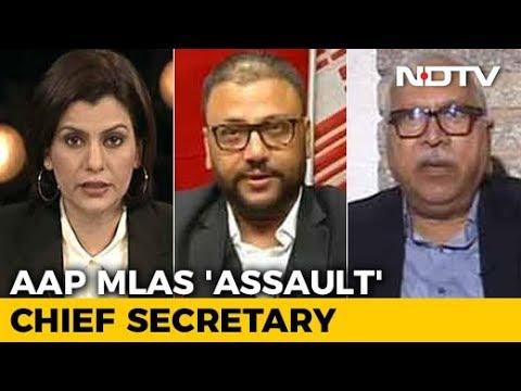 AAP vs Chief Secretary: Delhi Caught In Crossfire?