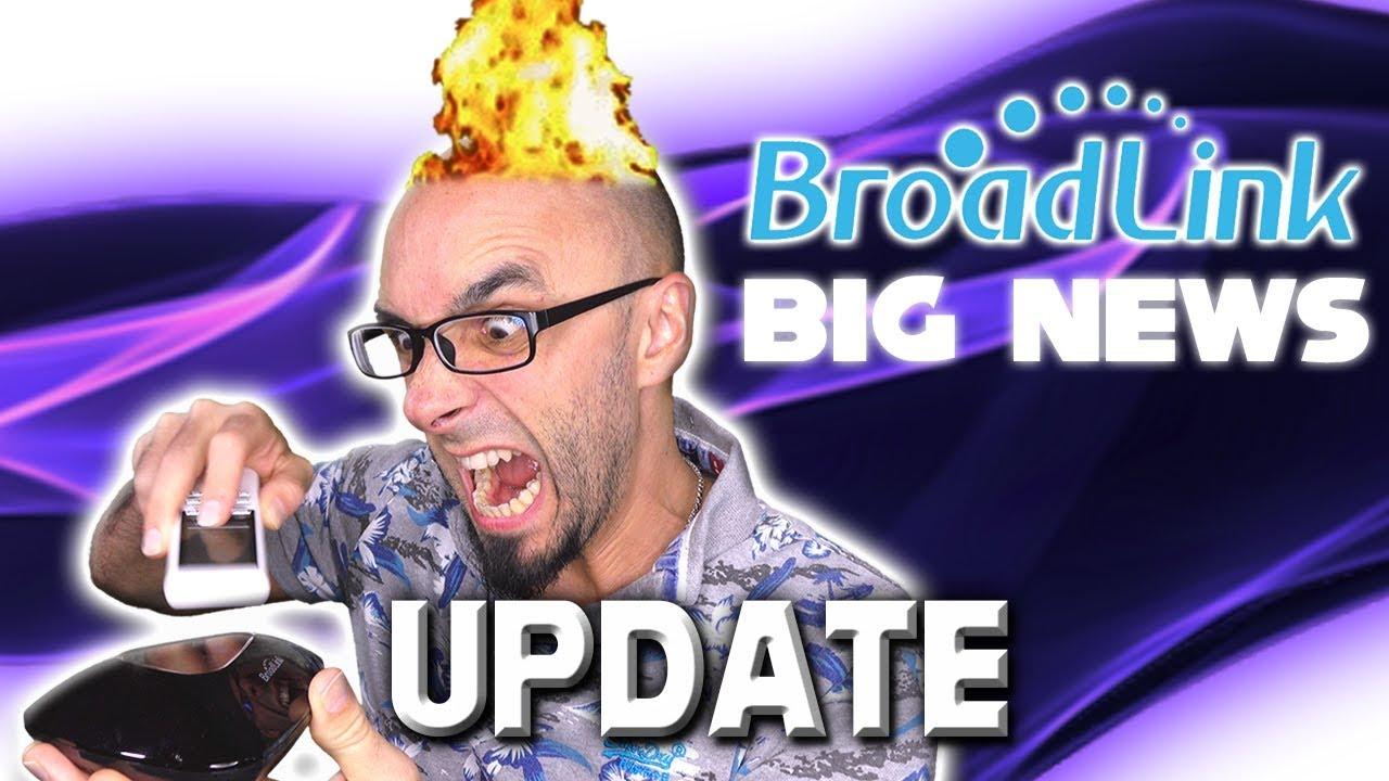 How Broadlink Were Almost Ruined