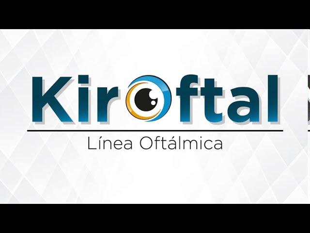 Linea Oftalmológica Kiroftal