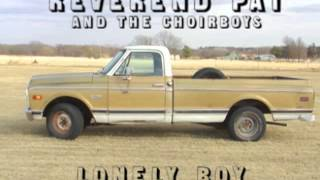 Lonely Boy - The Black Keys Bluegrass Cover by Reverend Pat and The Choirboys