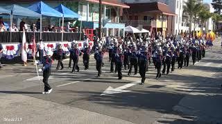 Cruickshank MS - Valley Forge March - 2019 Santa Cruz Band Review
