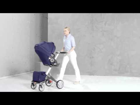 Идеальная коляска для наилучшего контакта Stokke® Xplory® (Стокке Иксплори)