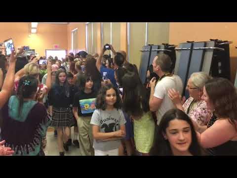 Ana's Final Duniway Elementary School Walkout 6/12/19