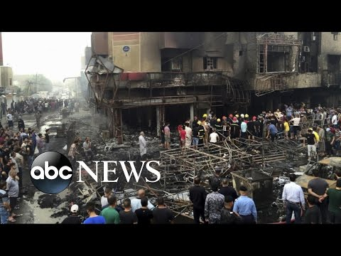 ISIS Claims Responsibility for Baghdad Terror Attack