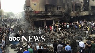 Baghdad Terror Attack | ISIS Claims Responsibility