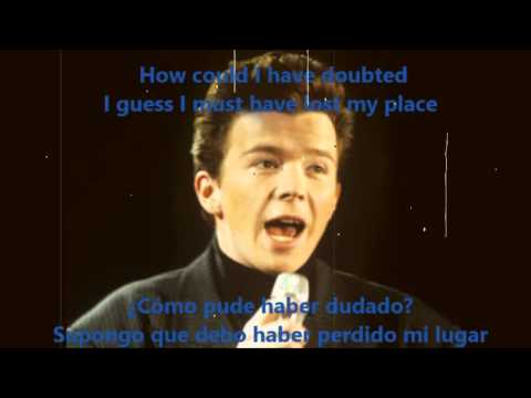 Rick Astley-This Must Be Heaven