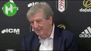 Roy Hodgson hails Wilfried Zaha's commitment to Crystal Palace