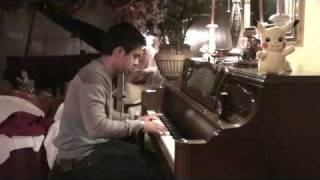 """Usher Ft. Will.I.Am """"OMG"""" (Oh My Gosh) Piano Cover by Nicoflow"""