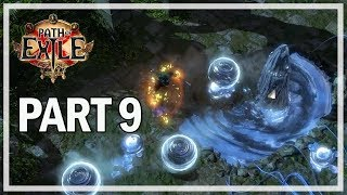 Path of Exile - Abyss League Lets Play Part 9 - Yagul Boss
