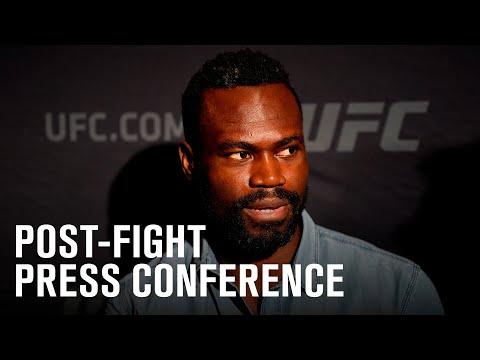 UFC Vegas 12: Post-fight Press Conference