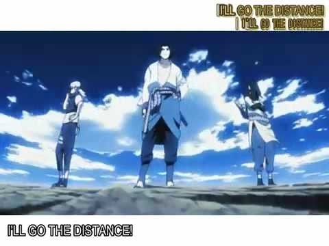 Naruto Shippuden opening 2  You Are My Friend