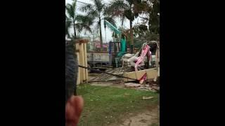Tai nạn 3 người chết tại tt.Yên Thành - Nghệ An