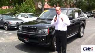 2011 Range Rover Sport HSE at Audi Lighthouse Point - by John D. Villarreal