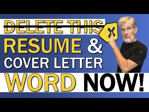 Self Starter Synonym For Resume | Delete This Bad Resume Word Now