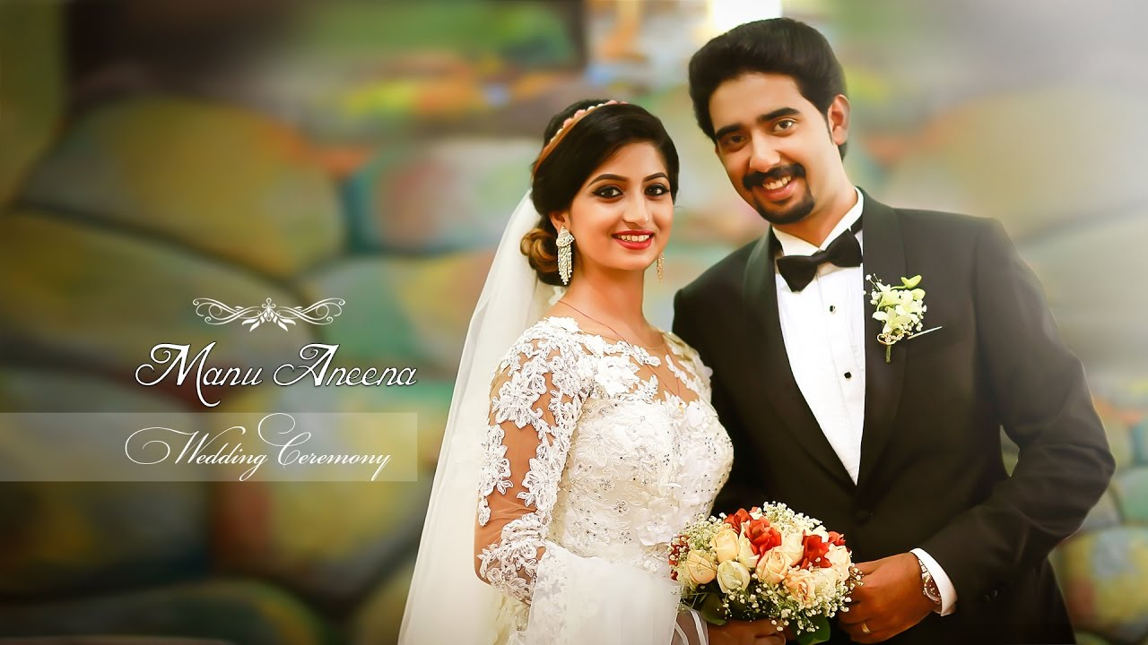 Kerala Christian Wedding Highlights Manu Amp Aneena Youtube