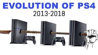 Download Evolution of PS4 (2013-2018)