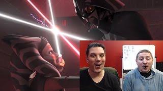 Star Wars Rebels Season 2.5 Trailer Reaction Video - Collider Video