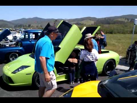 The Dream Machine Car Show In Halfmoon Bay Ca YouTube - Half moon bay car show