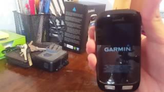Garmin edge 1000 swich off with memory card