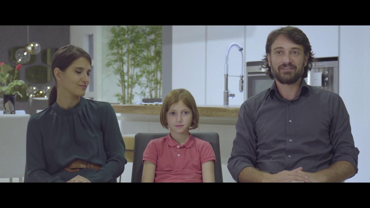 Cucine Noventa - La qualità del sentirsi a casa - YouTube