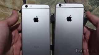 iPhone 6s Plus vs iPhone 6 Plus