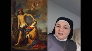 St. Catherine of Alexandria - Sr. Bernadette, FoH