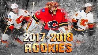 Calgary Flames Rookies - 2017/2018 Highlights