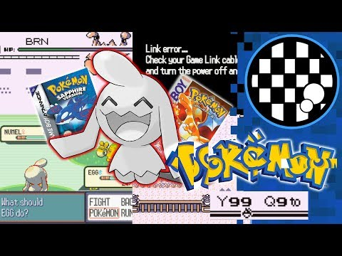 Pokemon Sapphire And Red: Out Of Bounds Adventures