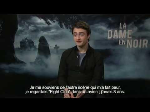 Daniel Radcliffe guest editor at Première France's website