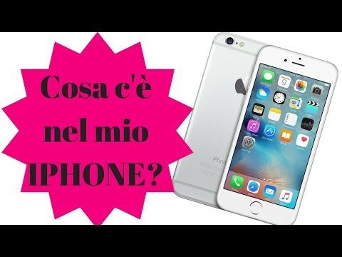 Cosa c'è nel mio IPHONE 6? - CornerCurvy