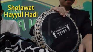 Sholawat Hayyul Hadi | versi darbuka Hadroh