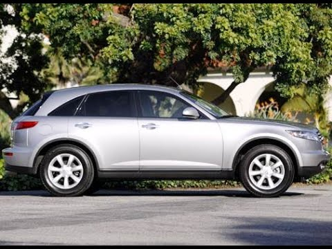Review: why the 2006 Infiniti FX35 is THE BEST sport SUV under $9000 in the world